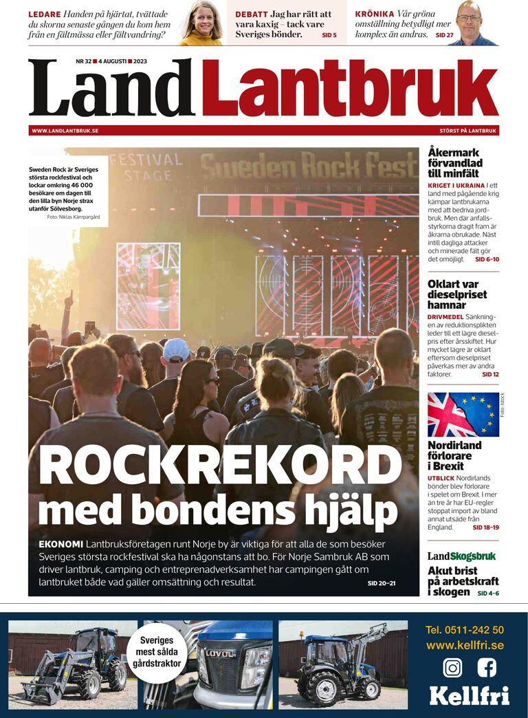 Land Lantbruk